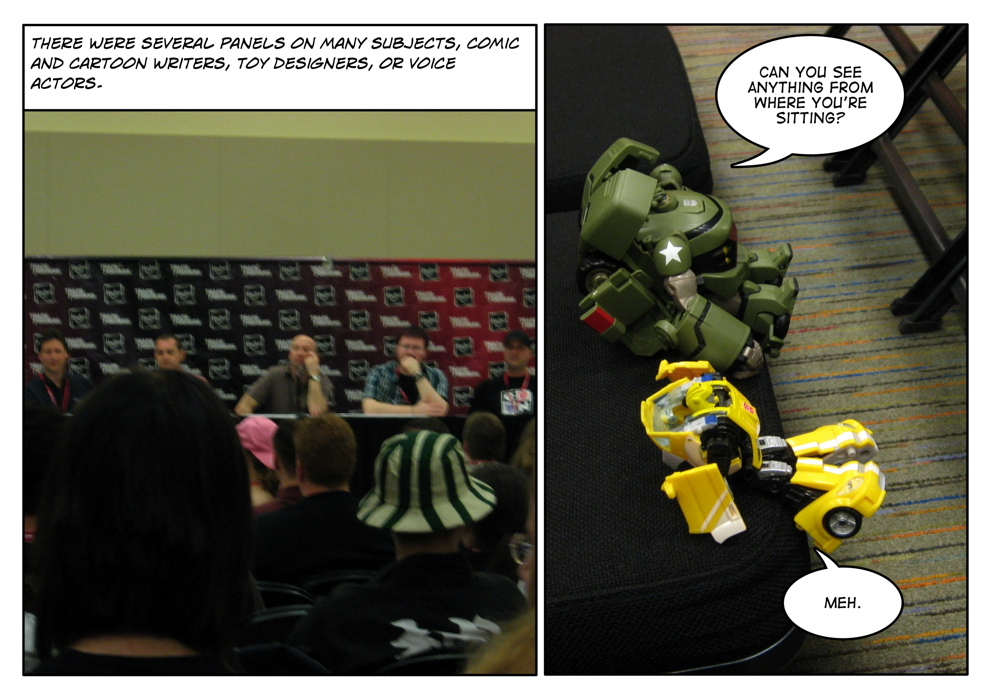 Botcon photo essay